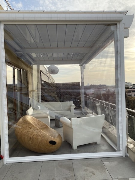 cum sa amenajezi un balcon de vis