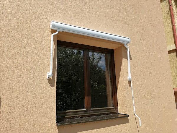 copertina retractabila fereastra